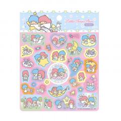 Japan Sanrio Sticker - Little Twin Stars