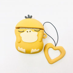 Pokemon Psyduck AirPods Case with Ring Holder
