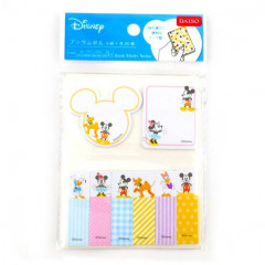 Japan Disney Sticky Notes - Mickey & Friends