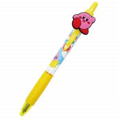 Japan Kirby Gel Pen - Yellow