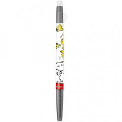 Japan Peanuts × Pilot FriXion Erasable 0.38mm Gel Pen - Snoopy (Black)