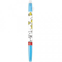 Japan Peanuts × Pilot FriXion Erasable 0.38mm Gel Pen - Snoopy (Light Blue)