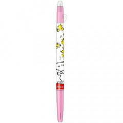 Japan Peanuts × Pilot FriXion Erasable 0.38mm Gel Pen - Pink (Snoopy)