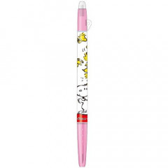 Japan Peanuts × Pilot FriXion Erasable 0.38mm Gel Pen - Snoopy (Pink)