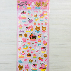 Japan Pool Col Sticker - Happiness Sweets
