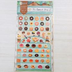Daisyland Stickers - Donut Shop