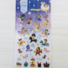 Daisyland Stickers - Merry-go-round
