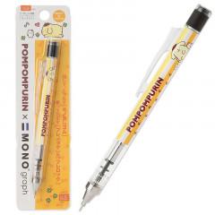 Japan Sanrio Tombow Mono Graph Shaker 0.5mm Mechanical Pencil - Pompompurin