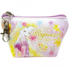 Japan Disney Coin Purse Mini Pouch - Rapunzel