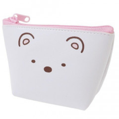 Japan Sumikko Gurashi Coin Purse Mini Pouch - Bear