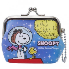 Snoopy Coin Purse Mini Pouch - Space