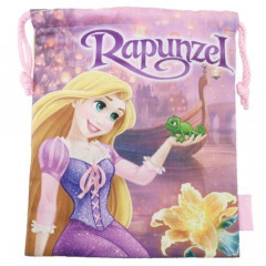 Japan Disney Drawstring Bag - Rapunzel