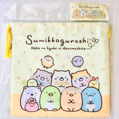Japan Sumikko Gurashi Drawstring Bag