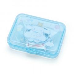 Japan Sanrio Masking Seal Sticker - Cinnamoroll with Case
