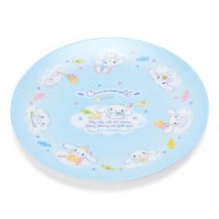 Japan Sanrio Melamine Plate - Cinnamoroll