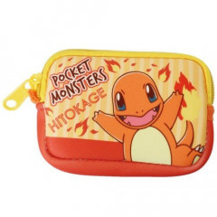 Japan Pokemon Coin Purse Mini Pouch - Charmander
