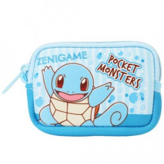 Japan Pokemon Coin Purse Mini Pouch - Squirtle