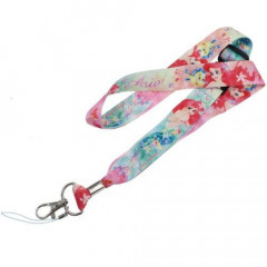 Japan Disney Neck Strap - Little Mermaid Ariel Colorful