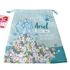Japan Disney × Daiso Drawstring Bag - Ariel