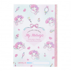 Japan Sanrio B5 Notebook - My Melody
