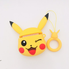 Pokemon Pikachu Wink AirPods Pro Case with Ring Holder