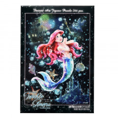 Japan Disney Jigsaw Puzzle - Princess Little Mermaid Ariel Twinkle Shower