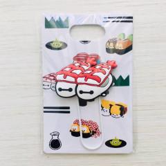 Japan Disney Tsum Tsum Sushi Paper Clip - Baymax