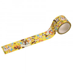 Disney Japanese Washi Paper Masking Tape - Chip & Dale