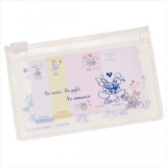 Japan Disney Sticky Notes with Case - Donald & Daisy