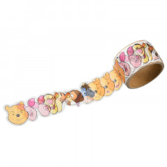 Disney Seal Sticker Roll - Winnie the Pooh & Friends