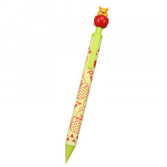 Japan Disney Mechanical Pencil - Winnie the Pooh & Apple