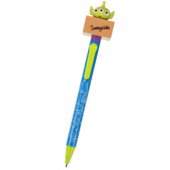 Japan Disney Ball Pen - Toy Story Aliens Little Green Men