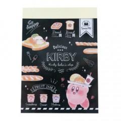 Japan Kirby B8 Mini Notepad - Baker