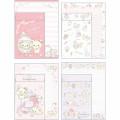 Japan Rilakkuma Letter Envelope Set - Korilakkuma & Mirror - 2