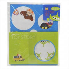 Japan Disney Letter Envelope Set - Toy Story Hide and Seek