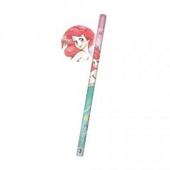 Japan Disney 2B Pencil - Little Mermaid Ariel Pink