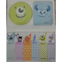 Japan Disney Sticky Memo - Monster Inc