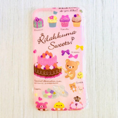 Rilakkuma Sweets Phone Case - iPhone 6 & iPhone 6s