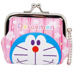 Doraemon Coin Purse Mini Pouch - Pink
