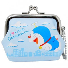 Doraemon Coin Purse Mini Pouch - Hello