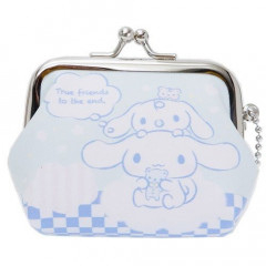 Japan Sanrio Coin Purse Mini Pouch - Cinnamoroll