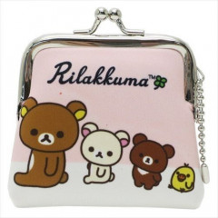 San-X Rilakkuma Keychain Coin Purse - Friends