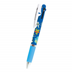 Japan Disney Jetstream 3 Color Multi Pen - Toy Story 4