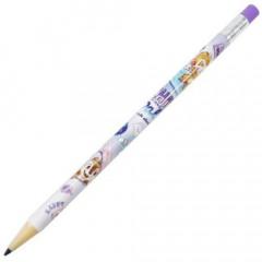 Japan Disney Mechanical Pencil - Chip & Dale Purple