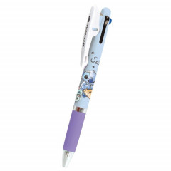 Japan Disney Jetstream 3 Color Multi Pen - Stitch 626