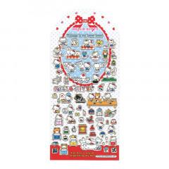Sanrio Bronzing Sticker - Hello Kitty