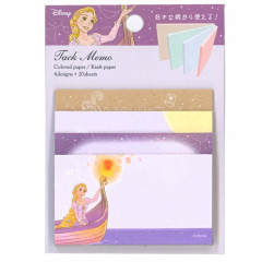 Japan Disney Sticky Memo - Princess Rapunzel