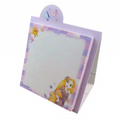 Japan Disney Sticky Memo - Princess Rapunzel Watercolor