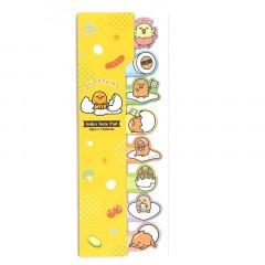 Japan Sanrio Sticky Memo - Gudetama