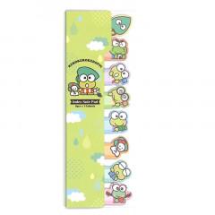 Japan Sanrio Sticky Memo - Kerokerokeroppi